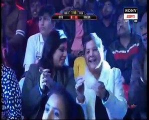 PWL 3 Day 11: Ritu Phogat Vs Vinesh Phogat at Pro Wrestling League 2018   Full Match