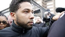 Jussie Smollett Pleads Not Guilty to Disorderly Conduct Charges | THR News