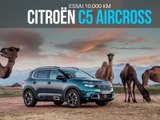 10.000 km en Citroën C5 Aircross (2019)