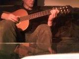 Meinereiner spielt Gitarre (Classical Gas)