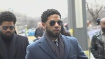'Empire' Star Jussie Smollett Pleads Not Guilty to 16 Felony Counts