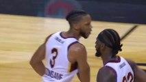 Jaron Blossomgame Posts 28 points & 13 rebounds vs. Raptors 905
