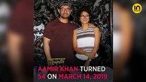 Katrina Kaif, Sachin Tendulkar, Kamal Haasan wish Aamir Khan on his 54th birthday