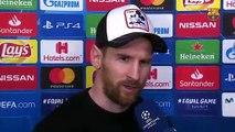 Messi, tras el triunfo sobre Lyon- 'Todos los rivales que quedan son muy complicados'