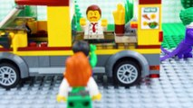 LEGO City Fail Compilation STOP MOTION LEGO Store Robbery, Shopping Fail & More   By Billy Bricks