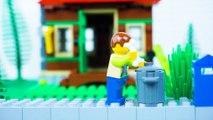 LEGO Ninjago & City Fights STOP MOTION LEGO Fights Best COMPILATION | LEGO City | By Billy Bricks