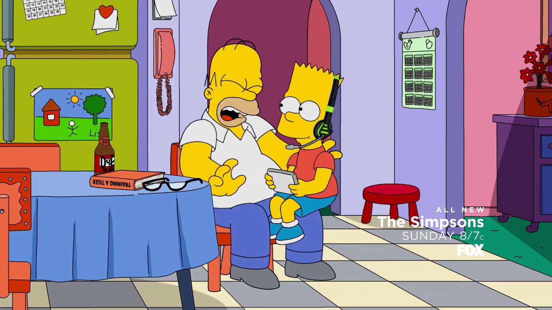 The Simpsons 30x17 Promo (HD)