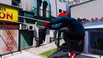 ULTIMATE SPIDER-MAN (Miles Morales) vs BIG KINGPIN - Into The Spider-Verse