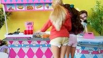 Barbie histoire d'Amour episode1バービーのラブストーリー第1話Episódio 1 histoire d'amour Barbie芭比的爱情故事情节1