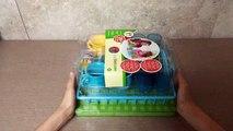 Coloré Jouet de Ustensiles de cuisine Set de jouets de plats et tasses pour les Enfants