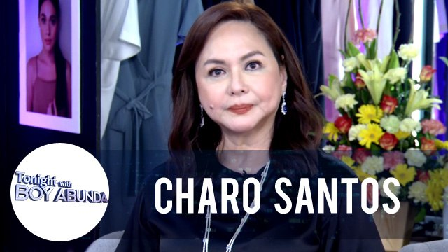 "Charo reacts to ABS-CBN employees wearing ""pambahay"" 