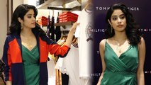Jhanvi Kapoor launches summer collection of Tommy Hilfiger: Watch Here | FilmiBeat