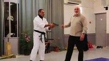 Sernhac : démonstration de self-defense