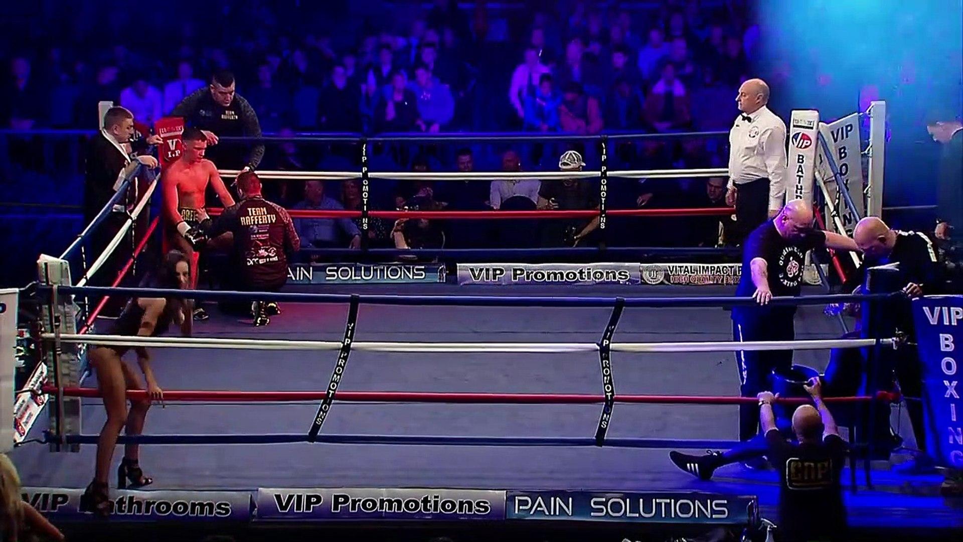 Jack Rafferty vs Richard Samuels (09-03-2019) Full Fight 720 x 1280