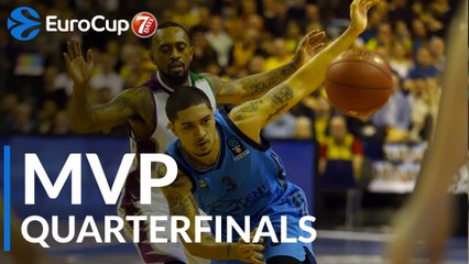 Quarterfinals MVP: Peyton Siva, ALBA Berlin