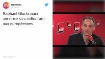 Européennes. Raphaël Glucksmann candidat pour prendre la tête d'une liste d'union de la gauche