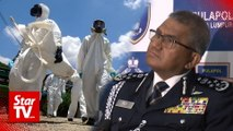 IGP: No arrests made so far in Pasir Gudang chemical dumping case