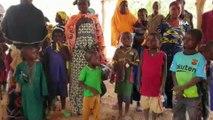 - İnsani Yardım Organizasyonu Wefa Burkina Faso'da Yardıma Muhtaç Aileleri Sevindirdi
