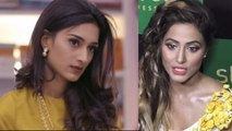 Hina Khan breaks silence on her fight with Erica Fernandes on Kasauti Zindagi Kay sets | FilmiBeat