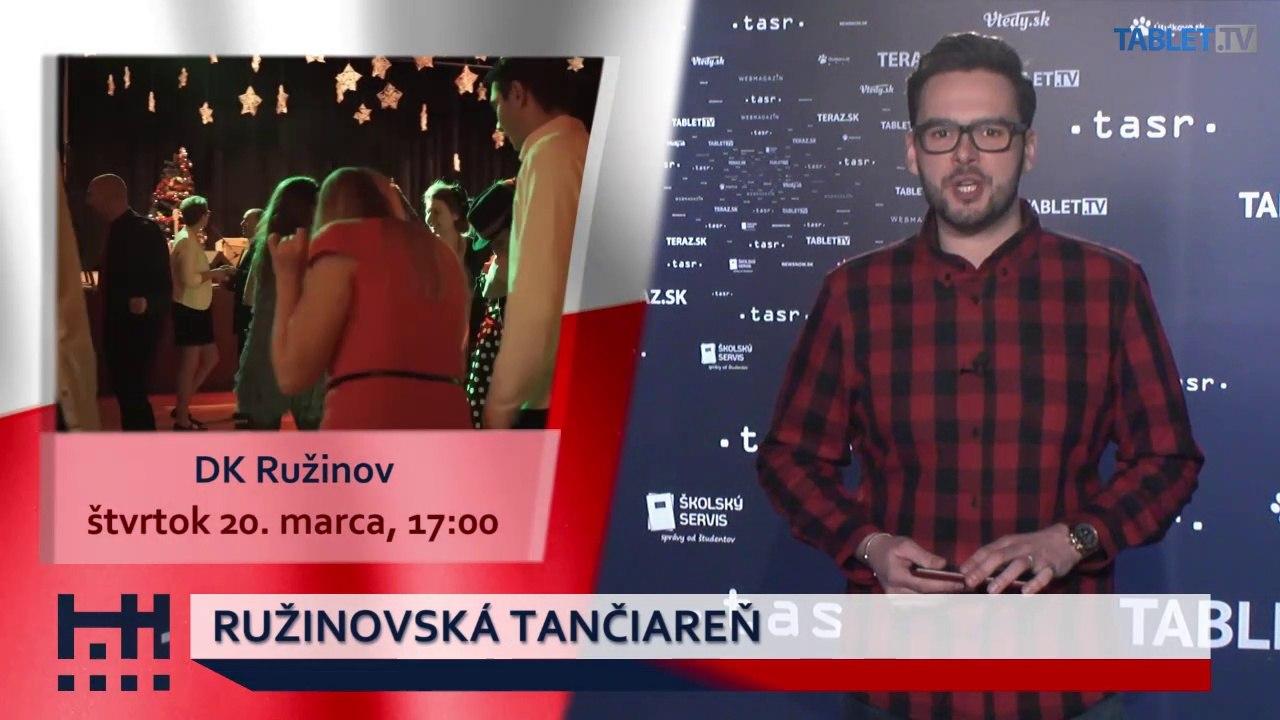 POĎ VON: Urban Farming a Ružinovská tančiareň