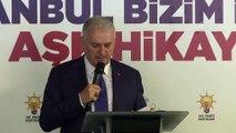 Binali Yıldırım: Metro yıldırım hızıyla geliyor - İSTANBUL