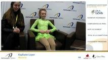Championnats de patinage STAR/Michel-Proulx 2019 de la section Québec_STAR 5 moins de 10 ans Dames