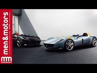 Ferrari Monza SP1 & SP2 | Maranello's Most Powerful!