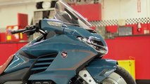 2019 Honda Gold Wing Custom Cool Wing Version Style SuperCar lower roar | Mich Motorcycle