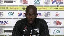 Avant le match, SCO D'angers - Amiens SC,  Prince Guano