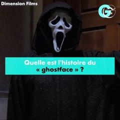"""Quelle est l'histoire derrière le masque de Scream, la """"ghostface"""" ?  I GG"""