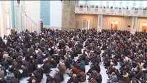 Diyanet İşleri Başkanı Erbaş, Ahmet Hamdi Akseki Camisi'nde hutbe irad etti (2) - ANKARA
