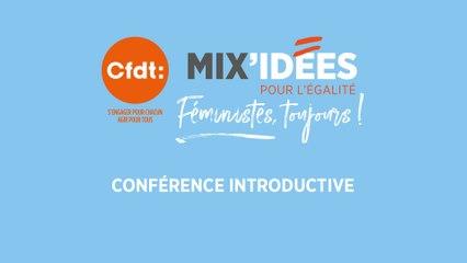 Mix'Idées 2019 - Conférence introductive par Muriel Salle, historienne