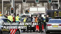 Pays-Bas : plusieurs morts dans une fusillades à Utrecht