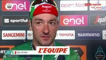 Viviani «Toujours prendre Peter (Sagan) en compte dans un sprint» - Cyclisme - Tirreno-Adriatico