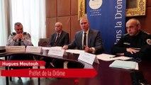 Lutte contre la délinquance : le préfet Moutouh dévoile les perspectives d'action 2019