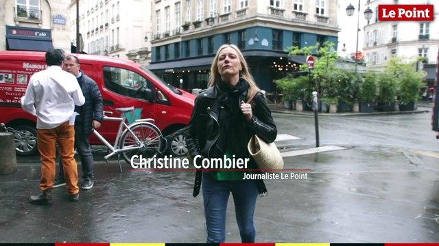 Christine and the chefs #10 : l'asperge à la poire et aux oignons nouveaux d'Yves Camdeborde