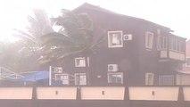 Ciclone Idai causa estragos na Beira