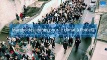 Les jeunes se mobilisent pour le climat à Poitiers