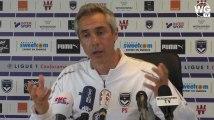 """Paulo Sousa : """"Arsène Wenger, Pep Guardiola et Mauricio Pochettino sont des références pour moi"""""""