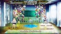 Yagate Kimi ni Naru Opening『Kimi ni Furete - Riko Azuna』[Karaoke Effect+Sub Thai]