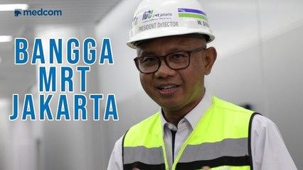 Unboxing MRT Jakarta