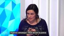 L'invité de la rédaction - 15/03/2019 - Annaëlle Biger, militante à Greenpeace Tours