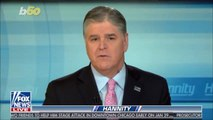 Bugged Out! Social Media Squirms at Bug Crawling Across Sean Hannity's Neck on Fox News