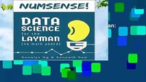 Numsense! Data Science for the Layman: No Math Added  Review