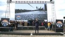 Romanian businessman builds world's shortest highway
