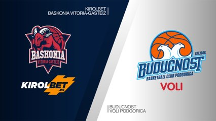 EuroLeague 2018-19 Highlights Regular Season Round 26 video: Baskonia 82-62 Buducnost