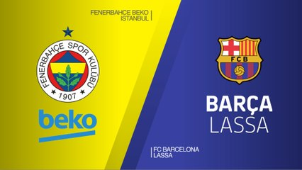EuroLeague 2018-19 Highlights Regular Season Round 26 video: Fenerbahce 88-82 Barcelona