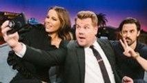 Milo Ventimiglia and Kate Beckinsale Appear in Bruno Mars Soap Opera on 'The Late Late Show'   Billboard News