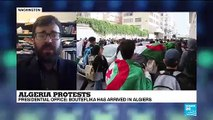 'It's clear that these protests are not going away, they are going to continue'