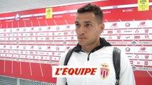 R. Lopes «Un très bon match» - Foot - L1 - Monaco